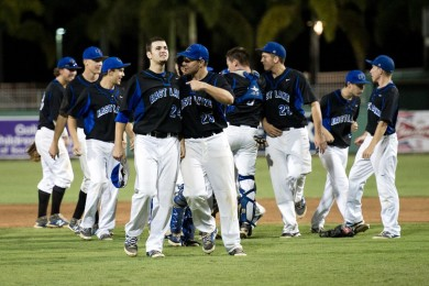 ELHS baseball comes in second in the state