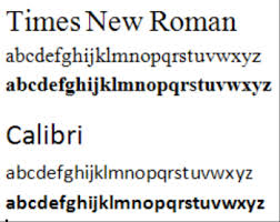 Is Calibri the new Times New Roman? The answer may shock you
