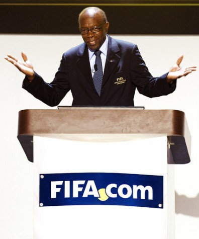 FIFA corruption charges; 9 officials indicted