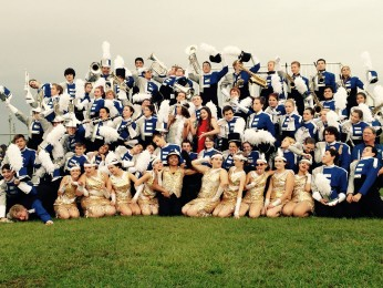 We want YOU to join the marching band!