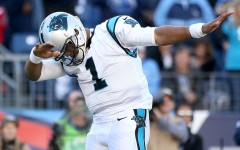 NFL MVP, dab for me
