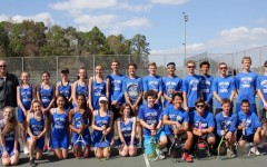 Eagles move on to state tennis tournament