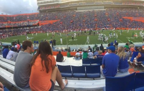 A weekend in the Swamp