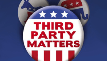 The other option: third party voting