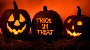Age limits on trick-or-treating?