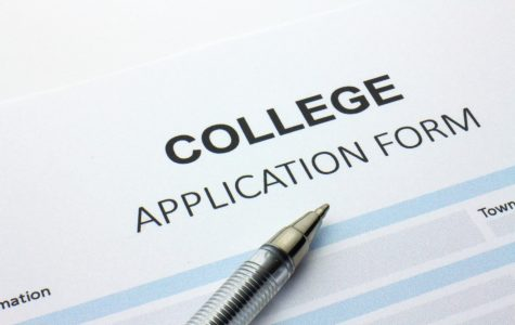 College application advice