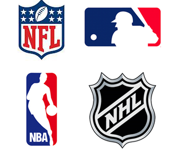 Salaries of America's four major sports