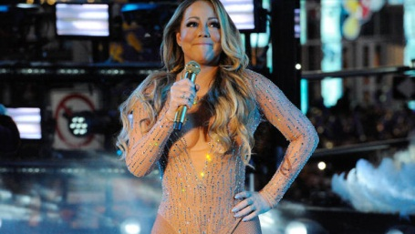 Mariah Carey's not-so-rockin' New Years Eve performance