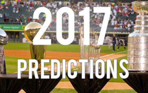 Sports predictions for 2017