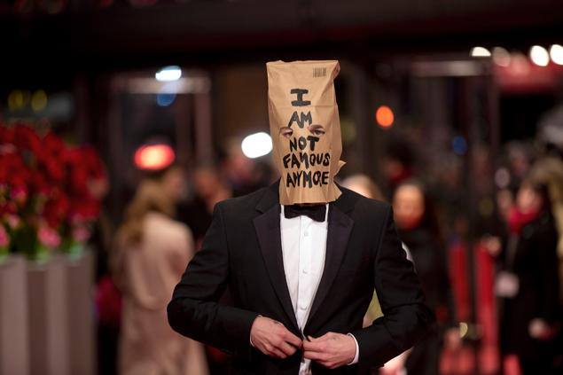 Shia LaBeouf apparently is not famous any more