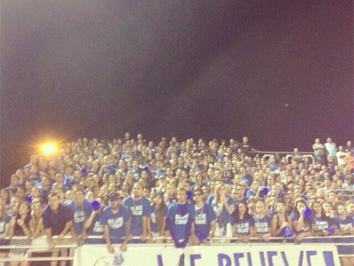 East Lake school spirit is dead