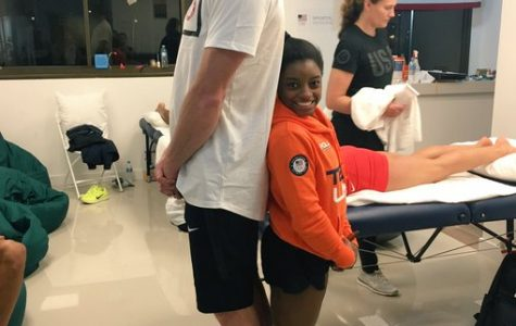 Simone Biles: small is the new big