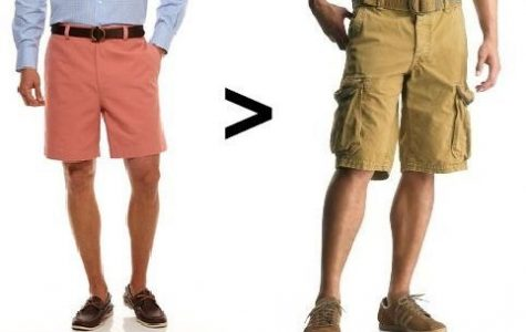 Why I wear cargo shorts