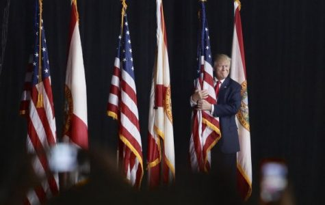 Trump takes over Tampa