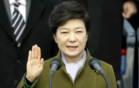 The impeachment of President Park