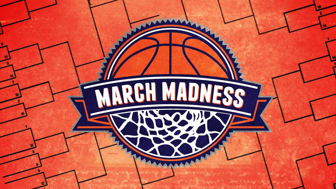 The time of year when it's socially acceptable to fill out dozens of brackets.