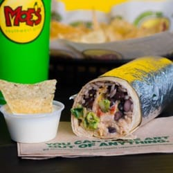 Why would anybody hate Mondays when this great deal exists at Moe's?