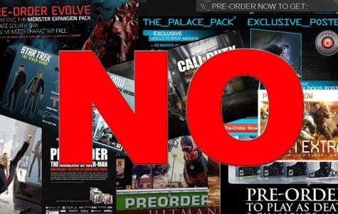 Preordering games and why you shouldn't do it