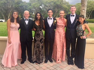 Pictured above are some of East Lake's finest prom-goers.