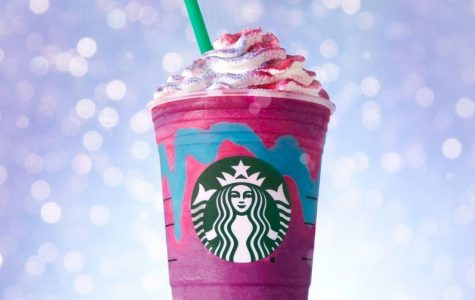 Starbucks' magical new drink