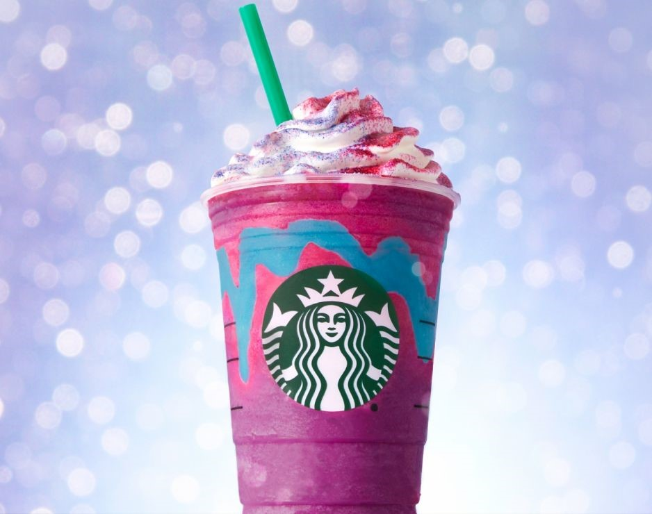 This drink will only be available for a limited time, so head to your local enchanted forest or Starbucks to indulge yourself.