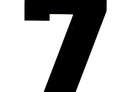 Seven: the greatest number ever