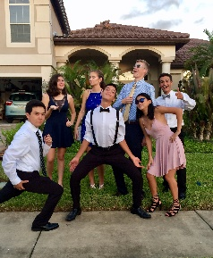 Clearly my group wasn't very good at taking hoco pictures last year!