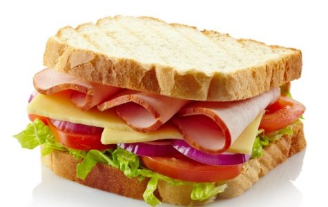 Sandwiches are at the top of the food chain