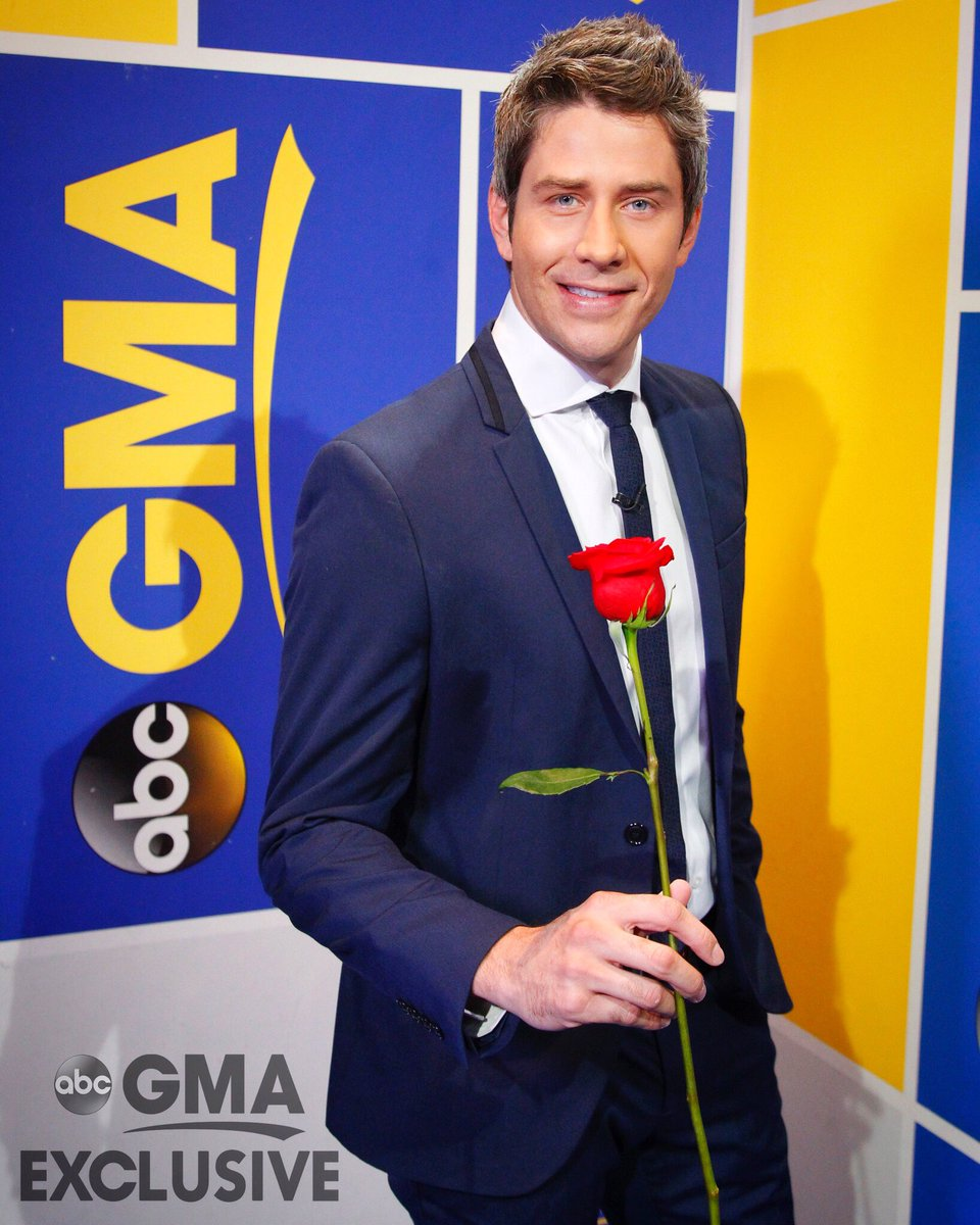 GMA announced ABC's decision to cast Arie as The Bachelor and many fans questioned this decision.