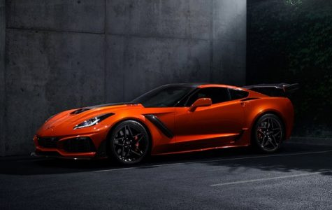The new Corvette ZR1 is back