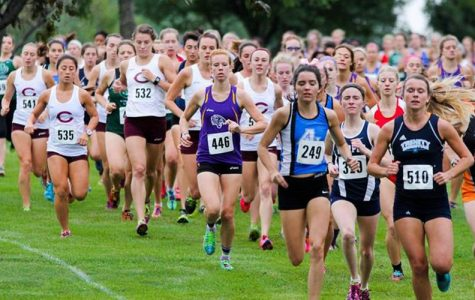 What it's like to run cross-country