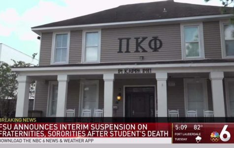 FSU Greek life suspension