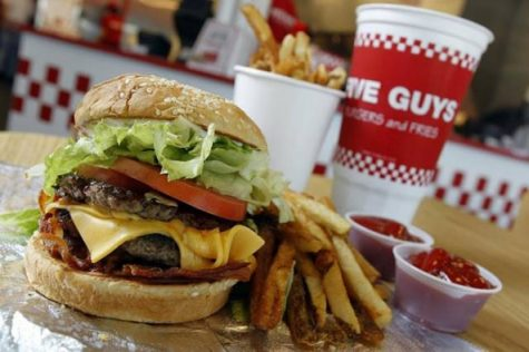 Is a Five Guys burger worth the money?