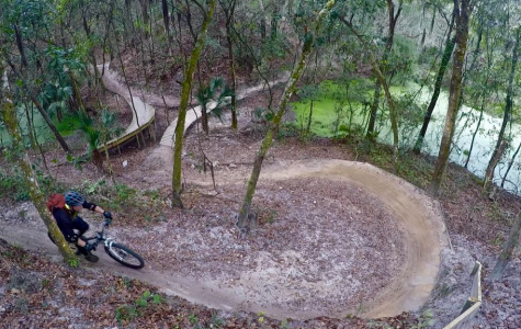 Mountain biking in Florida