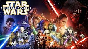 Star Wars: the greatest movie franchise of all time….