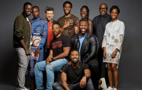 Black Panther stuns at the box office