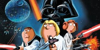 Family Guy meets the Force