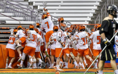 College lacrosse update