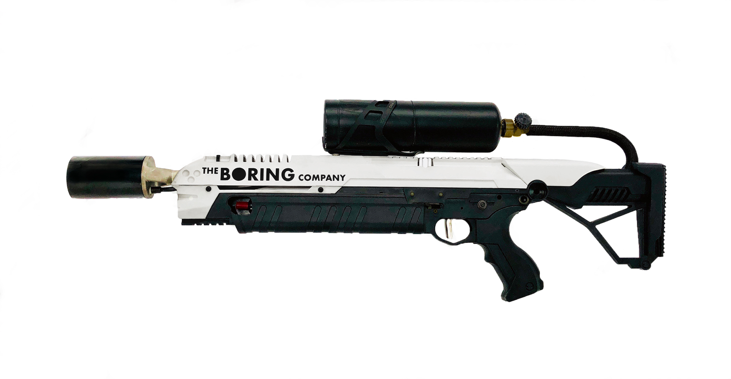 Elon Musk sold these Boring Company flamethrowers for $500.