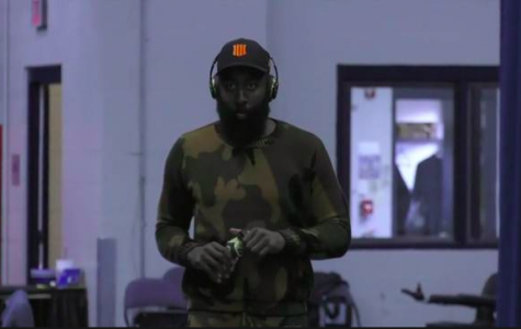 Did James Harden just announce the new Call of Duty?