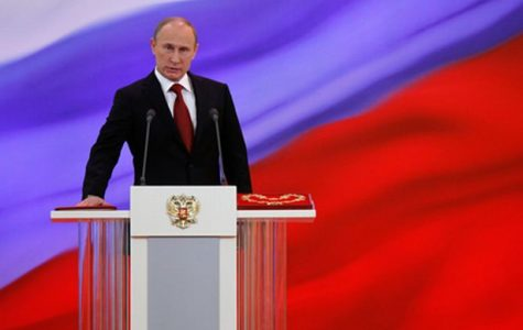 Putin re-elected for a fourth term