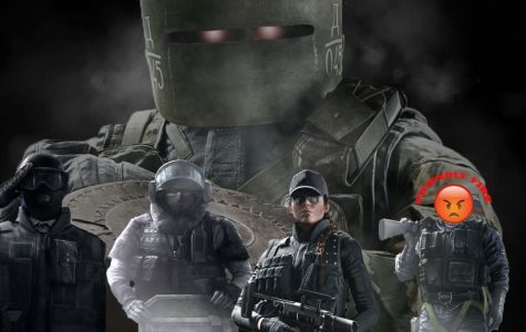 The top five greatest Rainbow Siege operators
