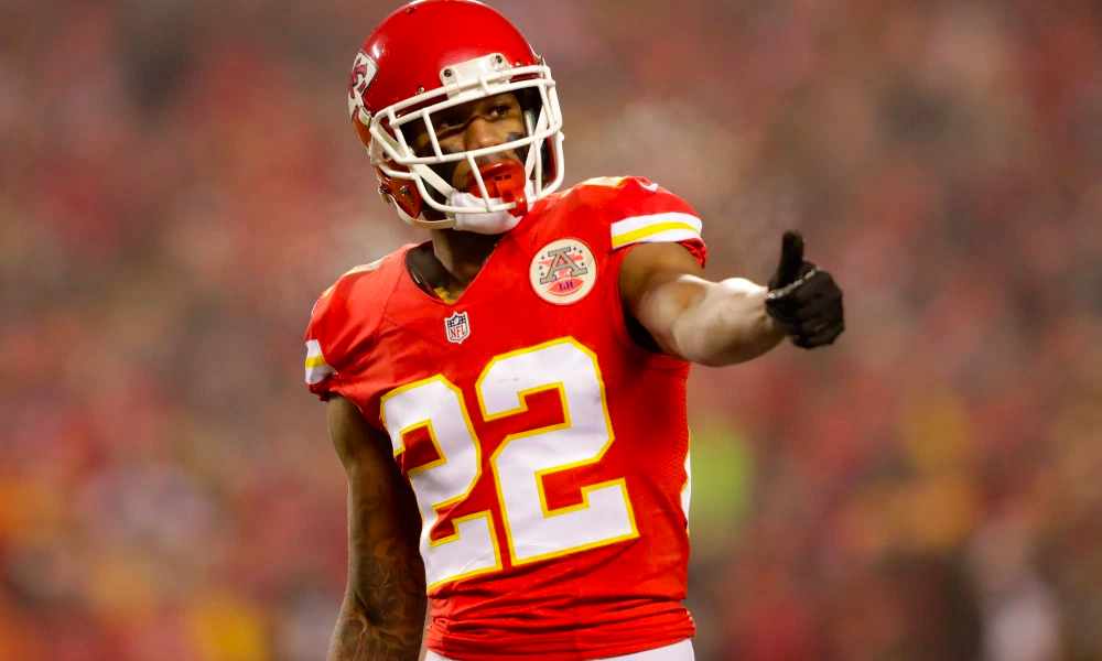 Former Chiefs cornerback Marcus Peters is headed to Los Angeles.