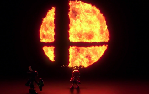 Super Smash Bros. is coming to the Switch