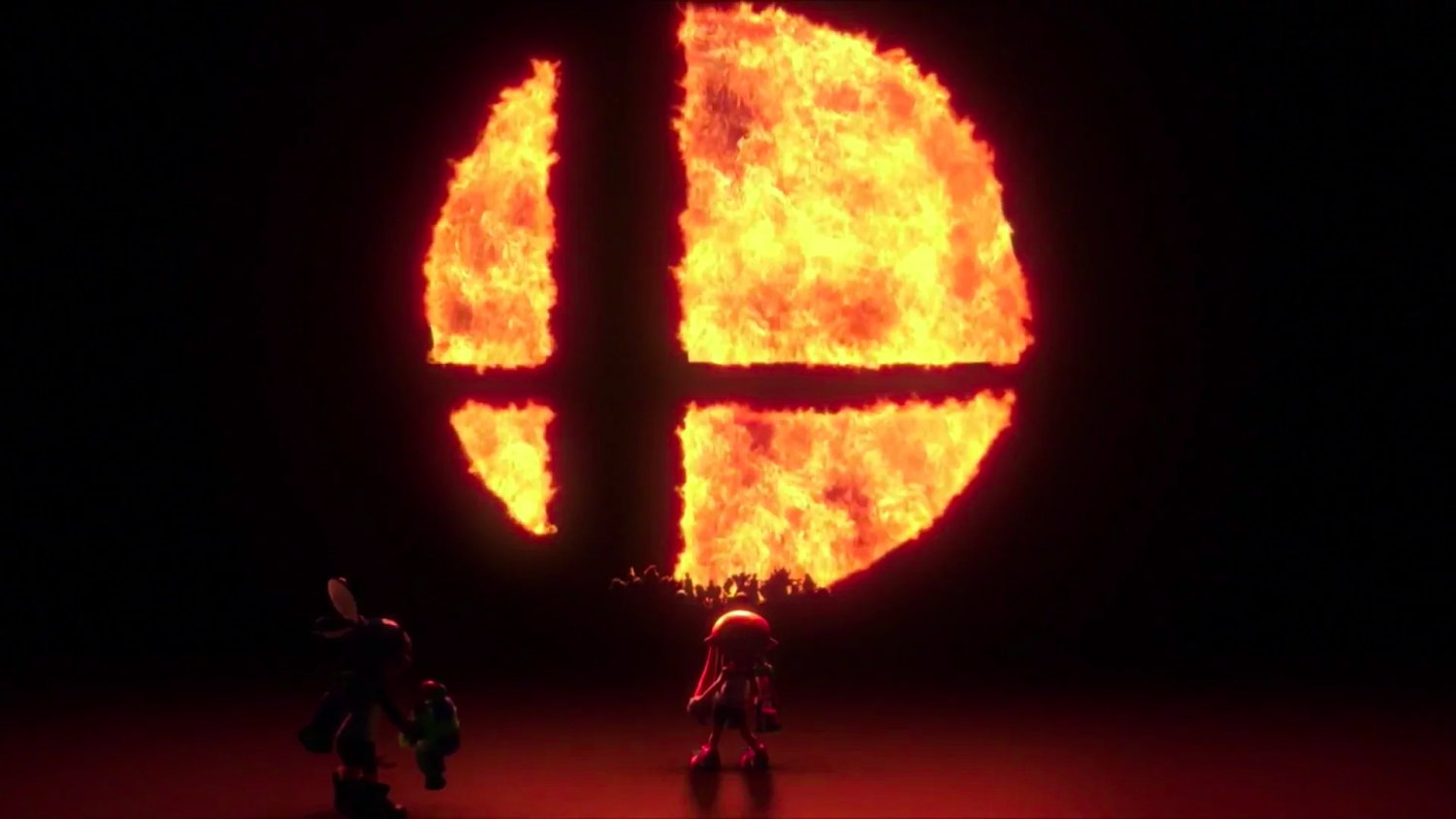 The iconic Smash symbol shows up at the end of the trailer.