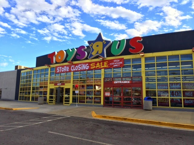 Toys R Us May Close All Its Us Stores The Talon