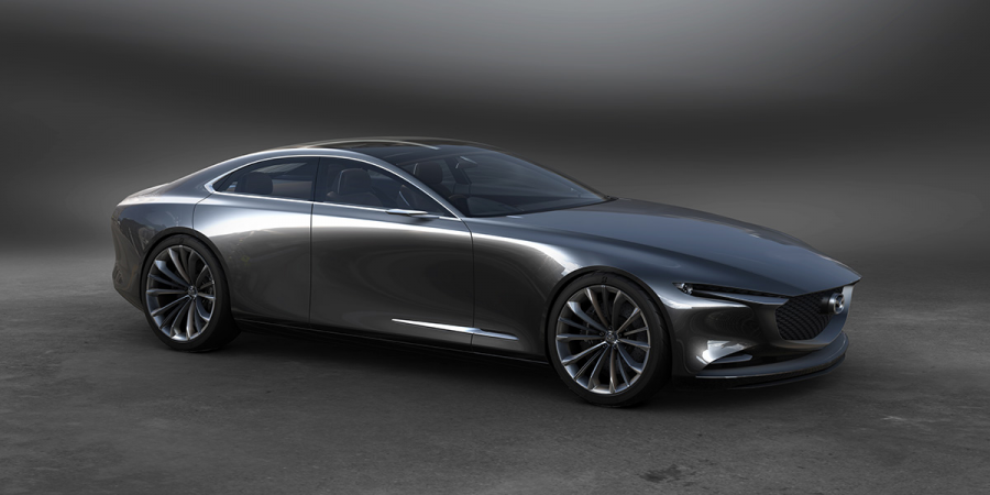 The+Mazda+Vision+Coupe.