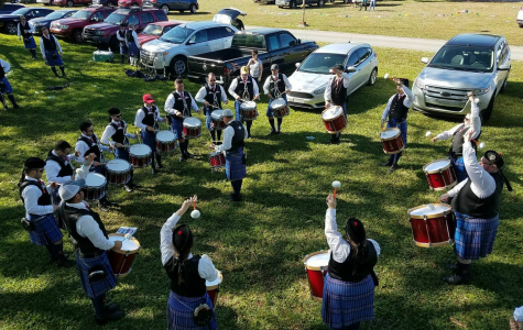 Pipe band 101