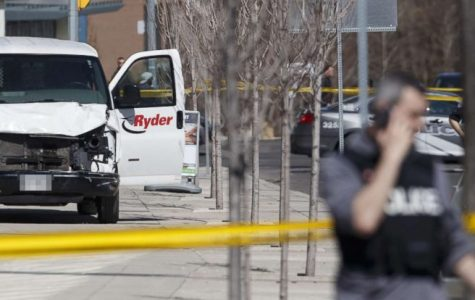 Van kills 10 people in Toronto