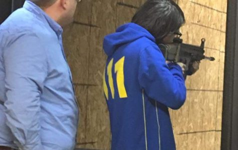 Ken Bone's son gets suspended for picture at gun range